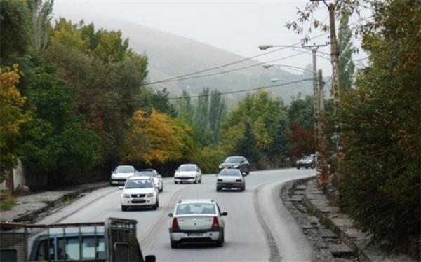 افزایش 2، 8 درصدی تردد در محورهای برون شهری