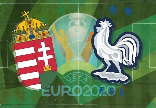 یورو 2020، اعلام ترکیب مجارستان و فرانسه