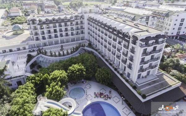 هتل پالمت آنتالیا ؛ هتلی پنج ستاره و شیک در منطقه کمر کریس آنتالیا