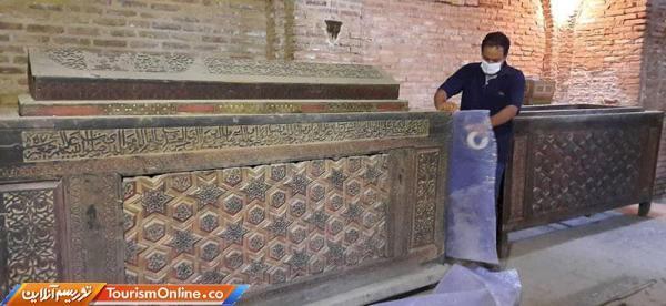 سامان دهی فیزیکی 200 قلم شیء تاریخی در استان سمنان