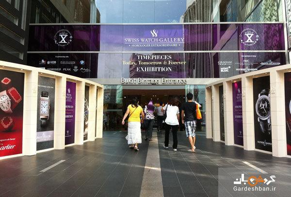 خرید، تفریح و تفریح در مرکز خرید پاویلیون کوالالامپور، تصاویر