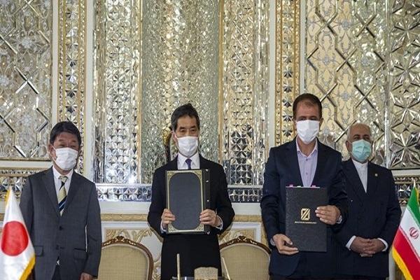 امضای موافقتنامه یاری و همکاری متقابل اداری در امور گمرکی بین ایران و ژاپن